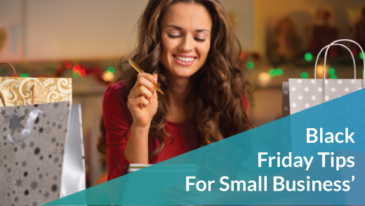 Black Friday Tips For Small Business'