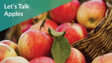 Let's Talk Apples