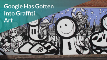 Google Has Gotten Into Graffiti Art
