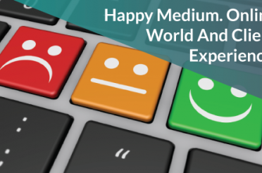 Happy Medium. Online World And Client Experience.