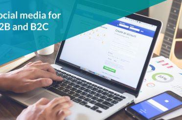 Social Media For B2B And B2C