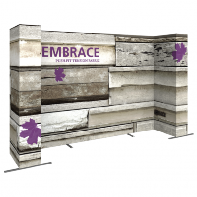 Embrace Fabric Displays
