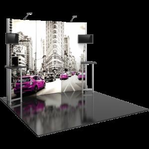 HybridPro Modular Exhibits