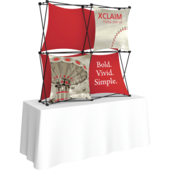 Xclaim Fabric Displays