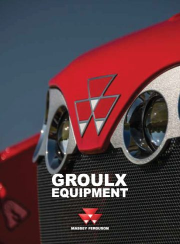 Groulx Equipment – Massey Ferguson