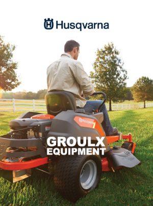 Groulx Equipment – Husqvarna