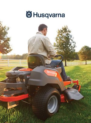 Groulx Equipment – Husqvarna