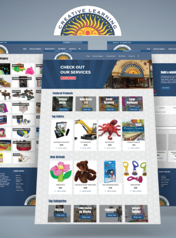 Creative Learning E-Commerce